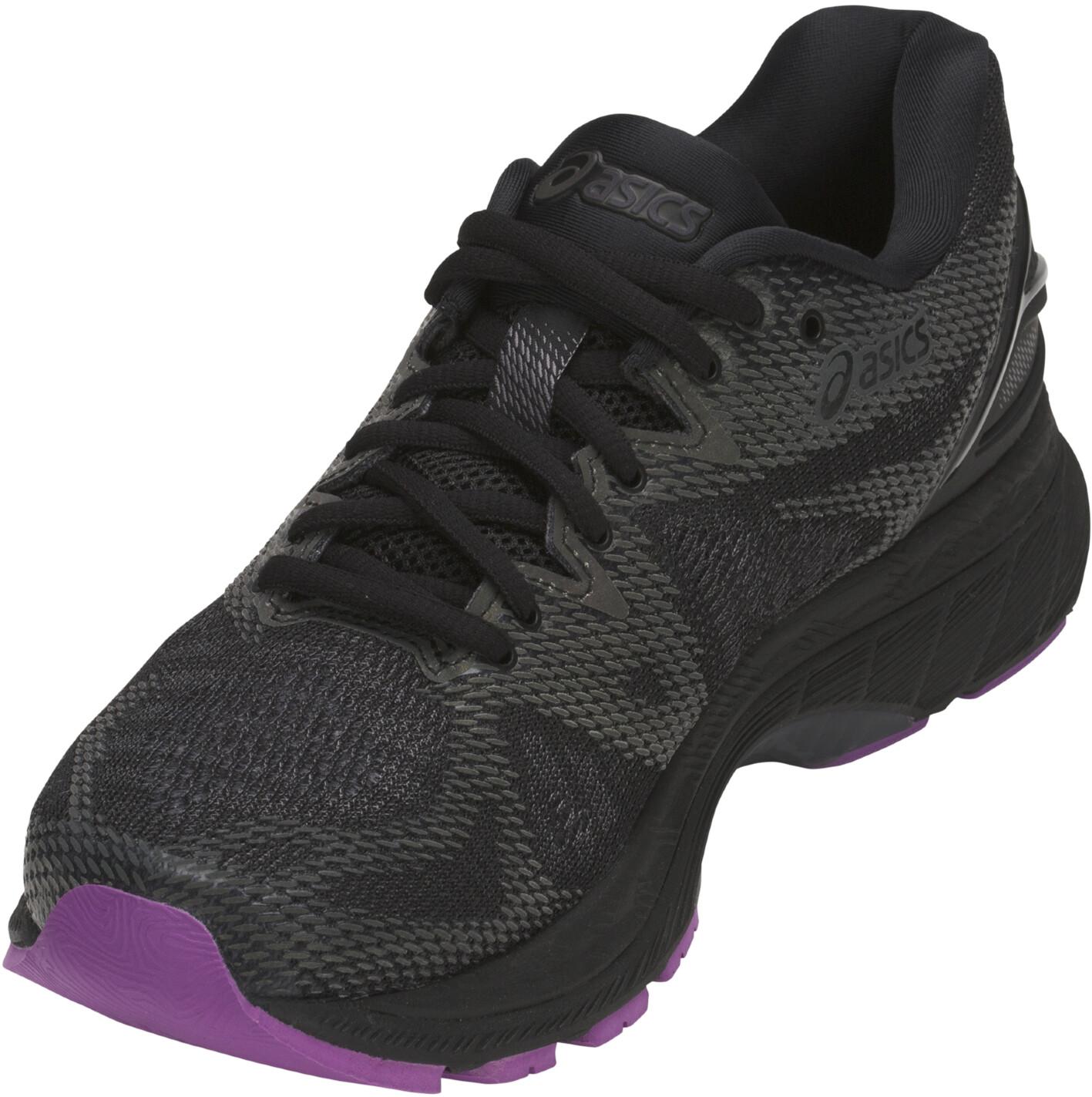 a3323d34c asics Gel-Nimbus 20 Lite-Show - Zapatillas running Mujer - negro ...